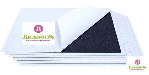 Магнитный самолеящийся лист, формат А4, толщина 1,5мм.