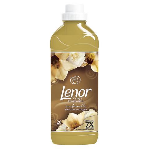 Кондиционер для белья Lenor Золотая орхидея 930 мл