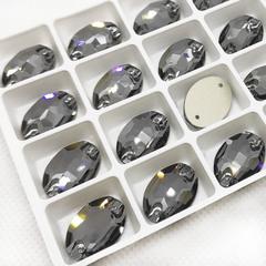 Узнайте где купить пришивные стразы Black Diamond, Oval