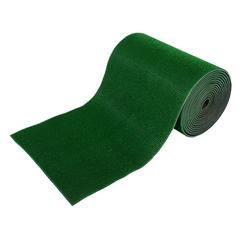 Коврик-дорожка ТРАВКА, зеленый, на противоскользящей  основе, 0,90*15 м