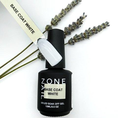 База камуфлирующая ONENAIL Base Coat White 15мл