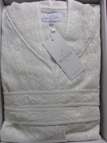 PHUL ПУЛ женский  махровый халат Maison Dor Турция