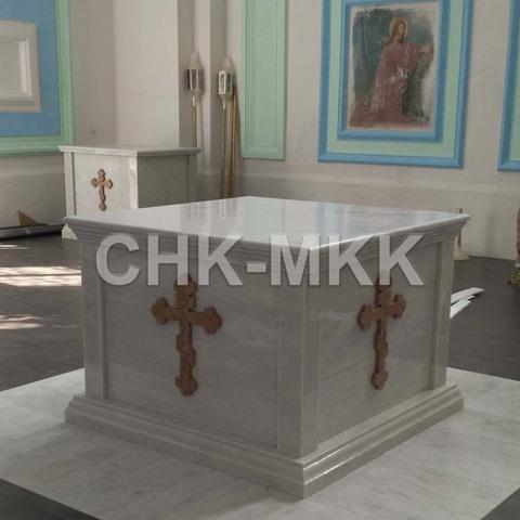 Престол для Собора Казанской Иконы Божией Матери