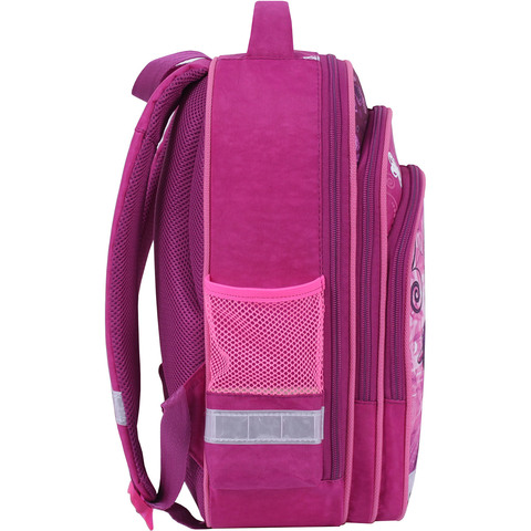 Рюкзак школьный Bagland Mouse 143 малиновый 615 (00513702)