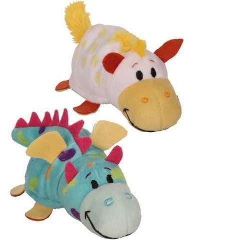 Вывернушка Ням-Ням плюшевая игрушка 2-в-1 с ароматом 12 см