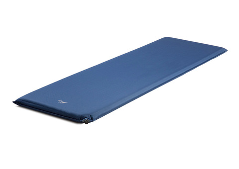 Самонадувающийся туристический коврик TREK PLANET  (Blue)