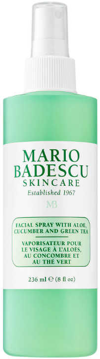 Mario Badescu With Aloe, Cucumber and Green Tea Facial Spray спрей для лица 236мл