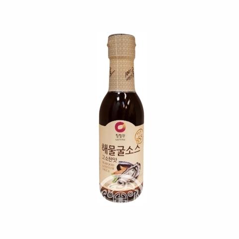 Соус Устричный Seafood & Oyster Sauce 250г Daesang Корея