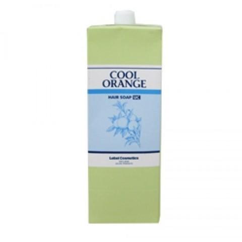 Шампунь для волос COOL ORANGE HAIR SOAP SUPER COOL, 1600 мл.