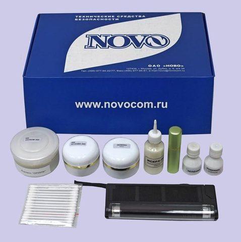 Специализированные комплекты химических ловушек для выявления фактов несанкционированного доступа и борьбы с хищениями НОВО-Л-3