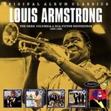 Louis Armstrong / Original Album Classics: The Okeh, Columbia & RCA Victor Recordings 1925-1933 (5CD)