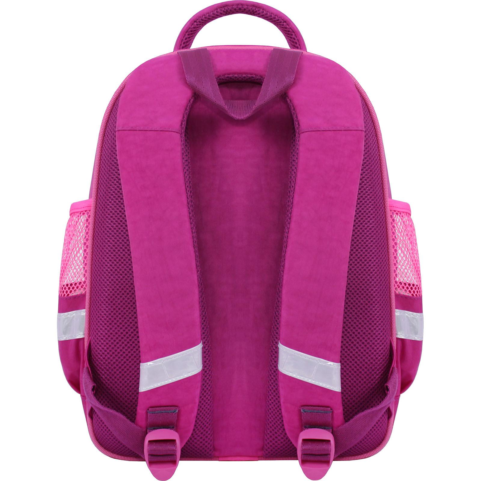 Рюкзак школьный Bagland Mouse 143 малиновый 615 (0051370)  фото 3