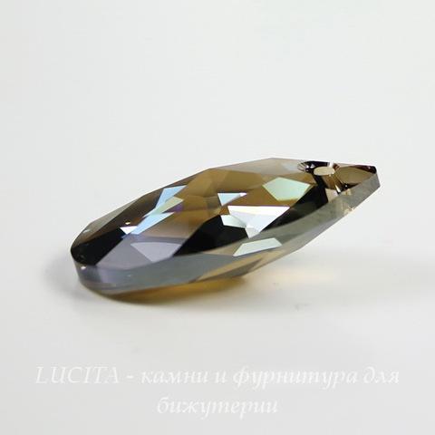 6106 Подвеска Сваровски Капля Crystal Bronze Shade (28 мм) ()