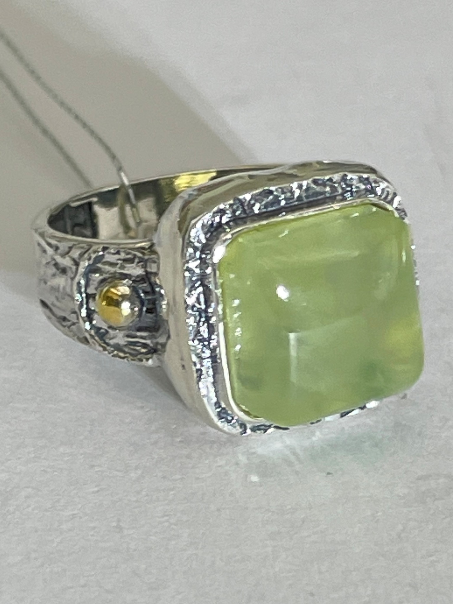 Далара (кольцо из серебра)