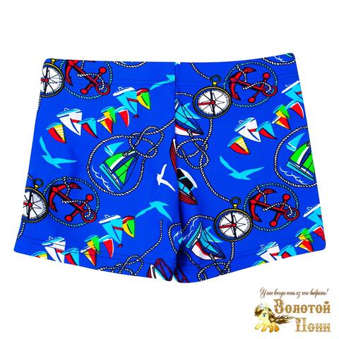 Плавки купальные мальчику (2-7) 210516-СМ44096