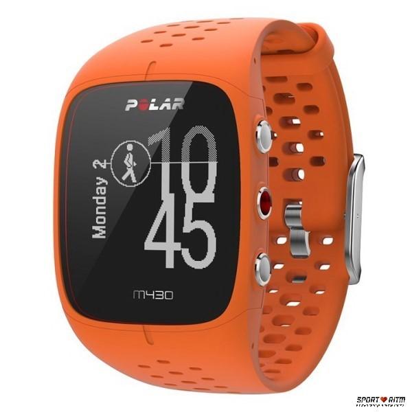 Polar M430 Orange HR