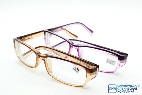 Очки готовые для зрения  ELIFE E1015