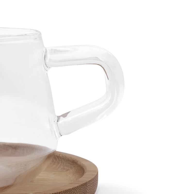 """Чайная чашка с блюдцем Viva Scandinavia """"Classic"""" 250 мл"""