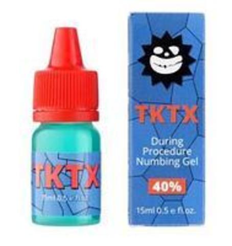Гель-анестетик поддерживающий TKTX 40%