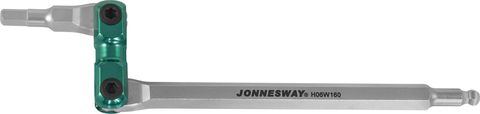 H06W150 Ключ торцевой шестигранный карданный, Н5
