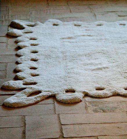 Ковер Lorena Canals Lace Cream (120 х 160)