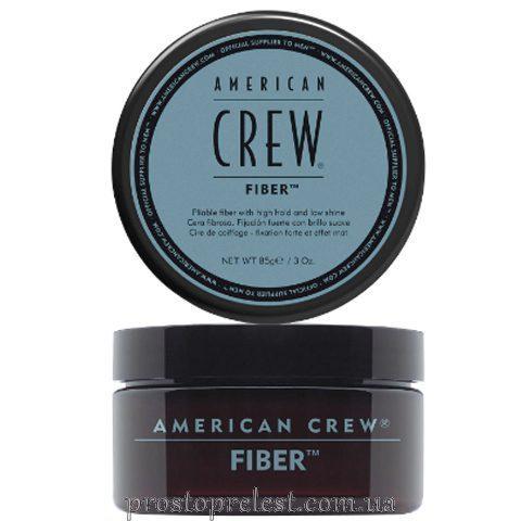 American Crew Grooming Cream - Крем для стайлінгу сильної фіксації з блиском