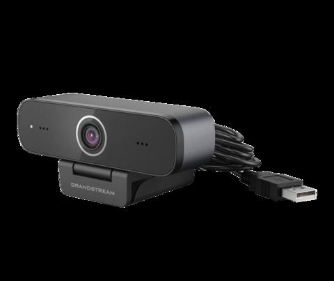 Grandstream GUV3100 - FULL HD USB Веб-Камера. 1080p Full HD, 2МП КМОП матрица, 16:9, 2 микрофона c шумоподавлением, USB 2.0