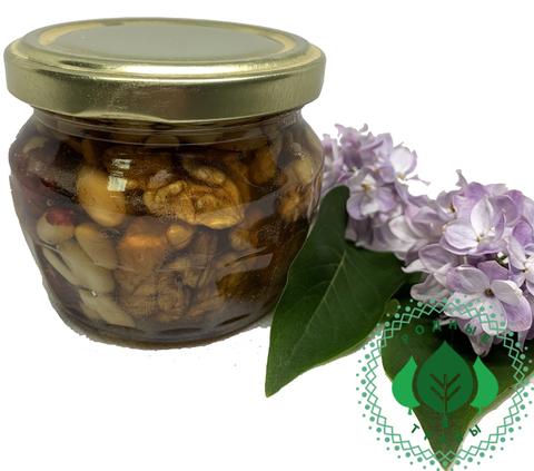 Орешки в меду, 150 гр