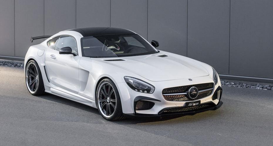 Обвес FAB Design для Mercedes AMG GT