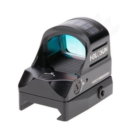Коллиматор Holosun OpenReflex HS407C micro открытый, на Weaver