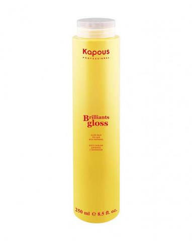 Бальзам для волос с маслом ореха макадамии Kapous Macadamia Oil Balm – 200 мл