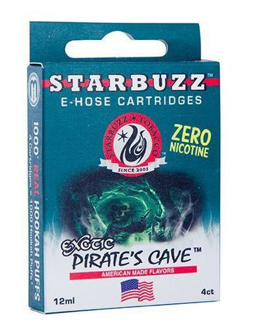 Картриджи Starbuzz - Pirates Cave