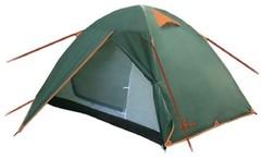 Палатка Totem Tepee 4 (V2), Зеленый