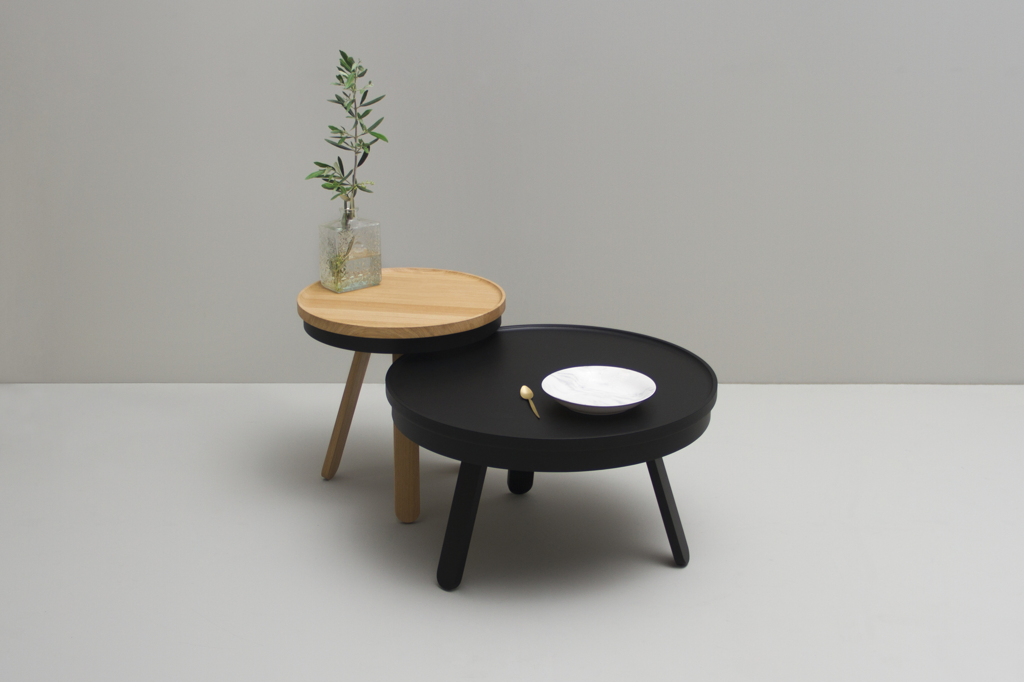 Кофейный столик BATEA S дуб - вид 7