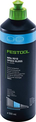 Политура универсальная Festool - Speed Gloss MPA 9010 BL/0,5L