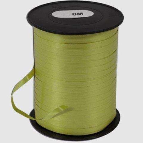 Лента 5ммХ500м оливковая