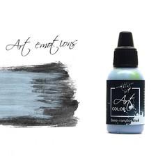 Pacific.Бело-голубоватый (white bluish) ART
