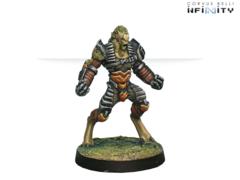 Chaksa Servant (вооружен Electric Pulse)