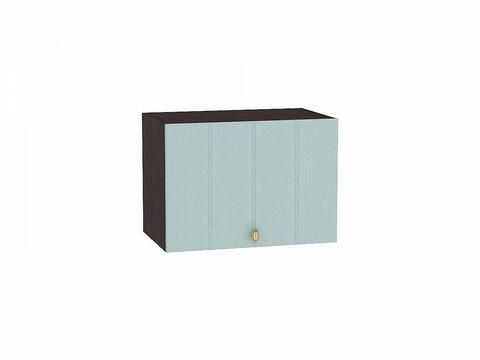 Шкаф верхний горизонтальный 500 Прованс (Голубой)