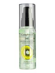 Compliment Жидкие патчи для кожи вокруг глаз DETOX и увлажнение с экстрактом киви и ниацинамидом