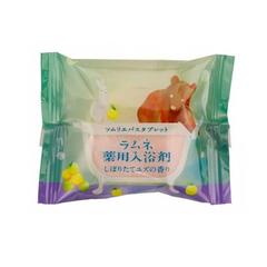 Расслабляющая соль-таблетка для ванн Charley с ароматом юдзу 40 гр