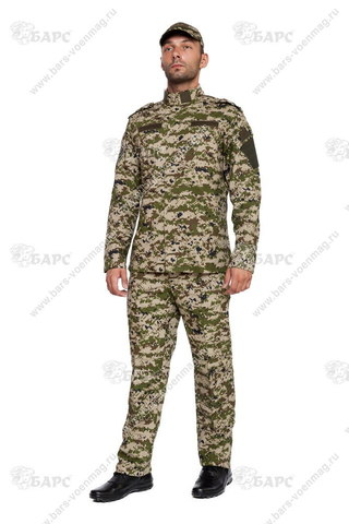 Камуфляжный костюм «ACU» (АКУ) Р6 (Цифра ФСБ)