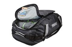 Спортивная сумка-баул Thule Chasm S-40L черная - 2