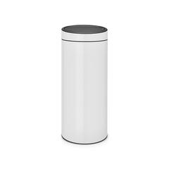 Мусорный бак Touch Bin New (30 л), Белый