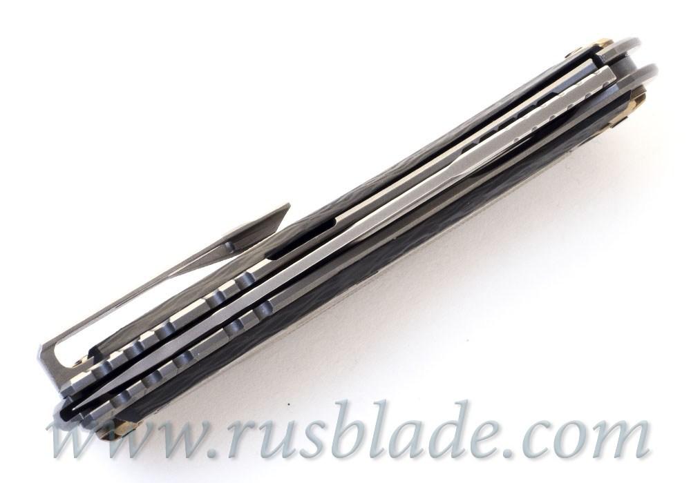 Svarn II knife Serial by CultroTech - фотография