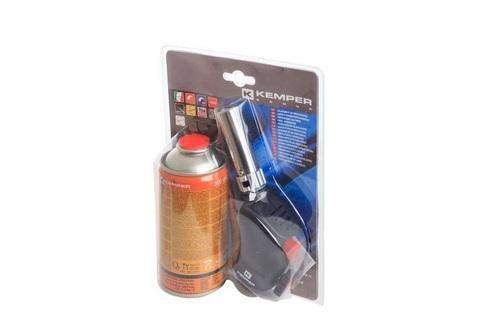 Лампа паяльная газовая  KEMPER 1060 +  баллон Арт.576