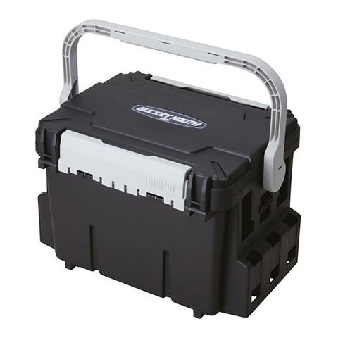 Ящик рыболовный Meiho BUCKET MOUTH BM-7000 Black