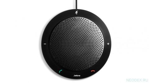 Jabra Speak 410 UC спикерфон USB ( 7410-209 )