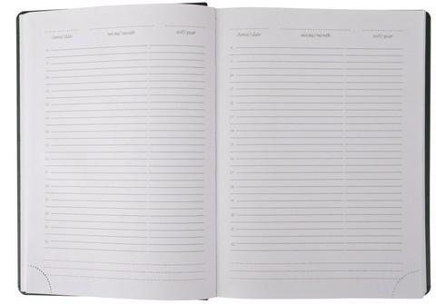 Мотивирующий ежедневник с надписью