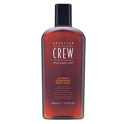 American Crew Classic: Гель для душа для мужчин, дезодорирующий (24-Hour Deodorant Body Wash), 450мл